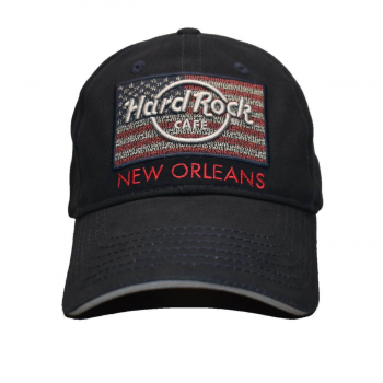 Repeat City Name Flag Hat