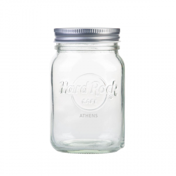 City Name Mason Jar