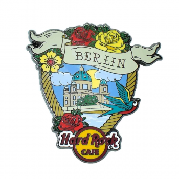 Tattoo City Pin Berlin