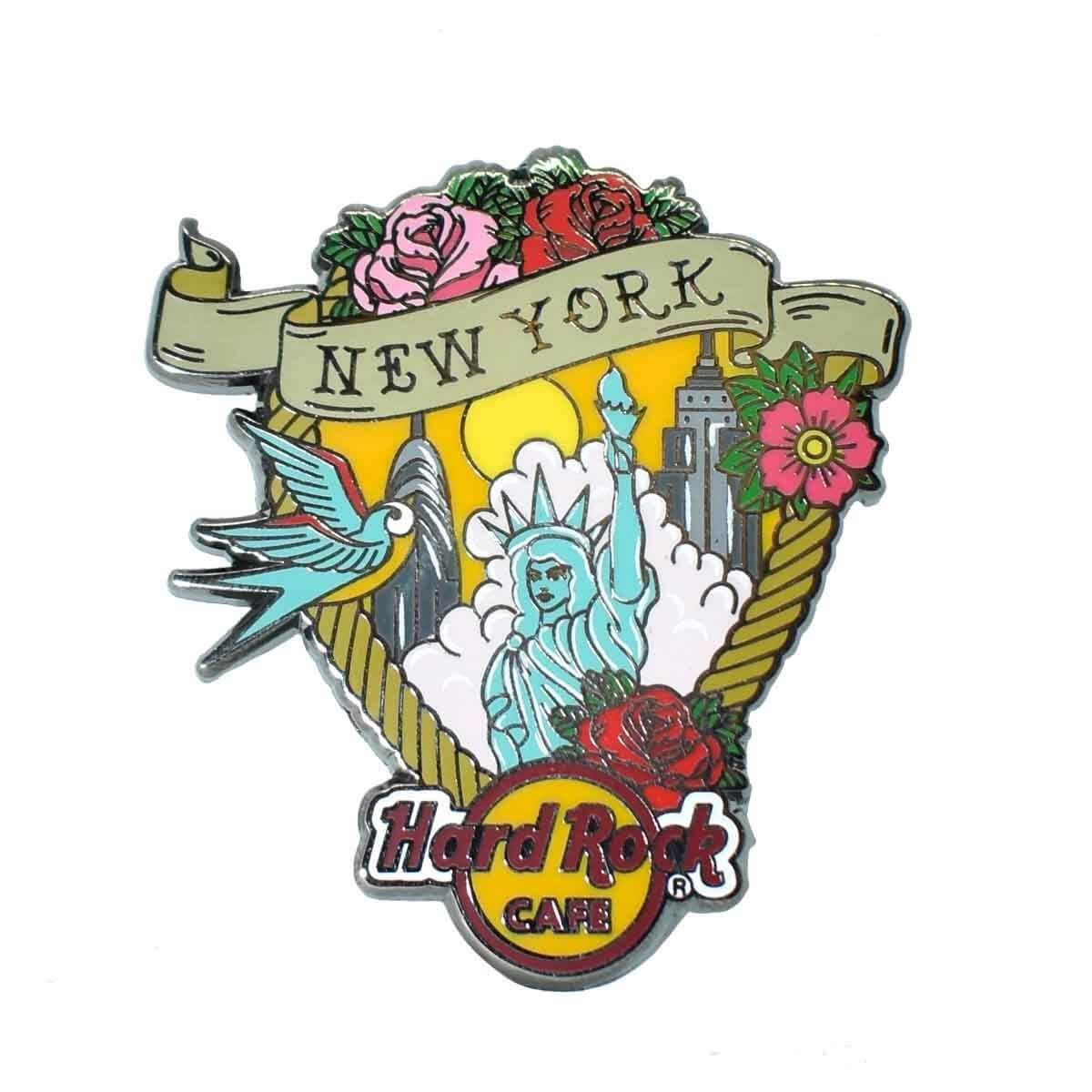 Tattoo City Pin New York