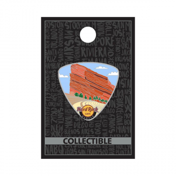 Denver Red Rocks Pin