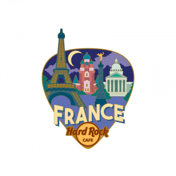 Country Greetings From Pin France