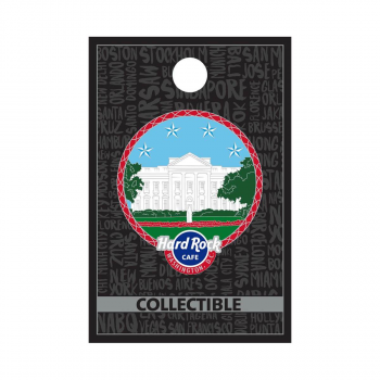 Washington D.C. White House Pin