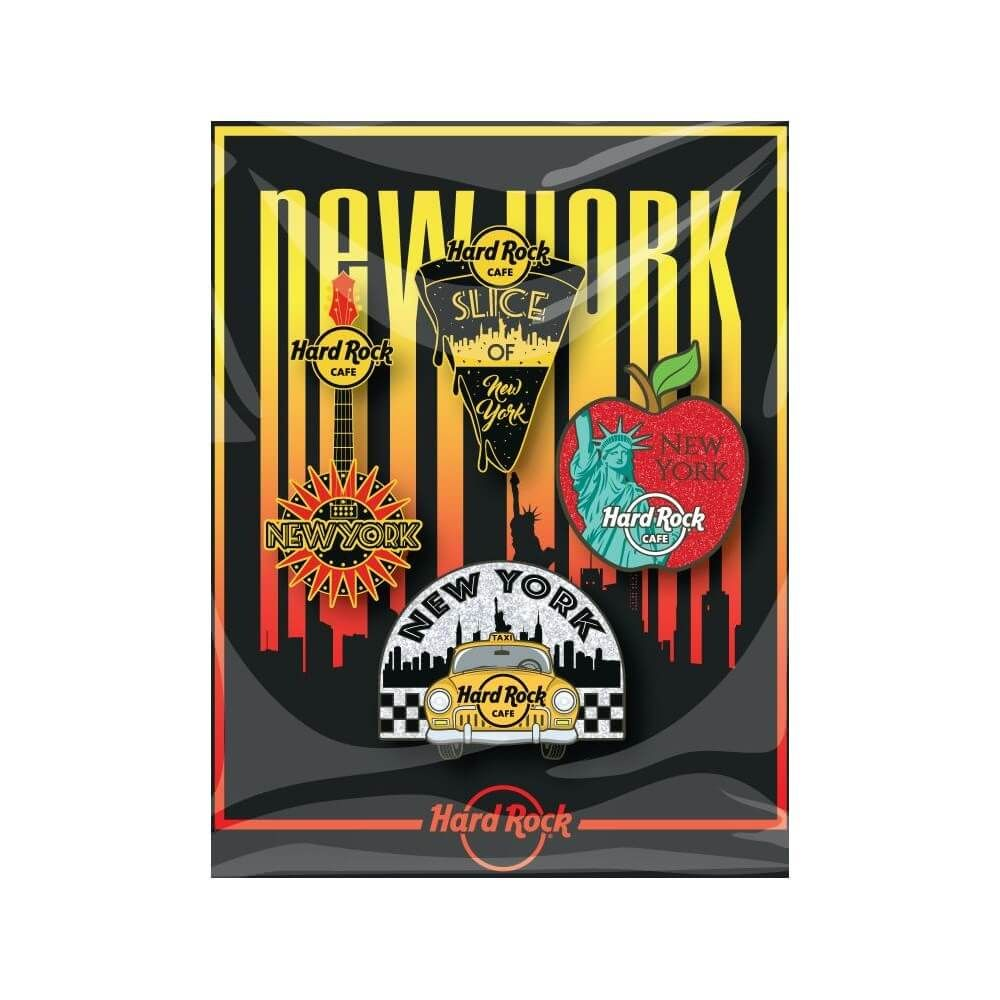 New York City Booster Set