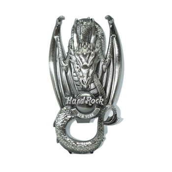 3D Dragon Bottle Opener Magnet