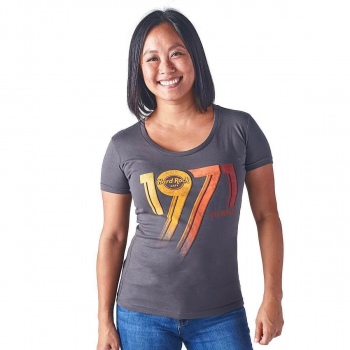 Women's Heritage 1971 Logo Scoop Tee