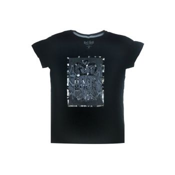Women's Couture Snakeskin Scoop Neck Tee