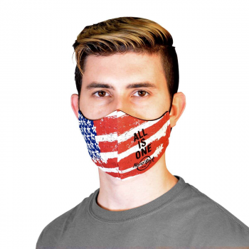 Country Flag Face Mask US