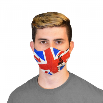 Country Flag Face Mask UK