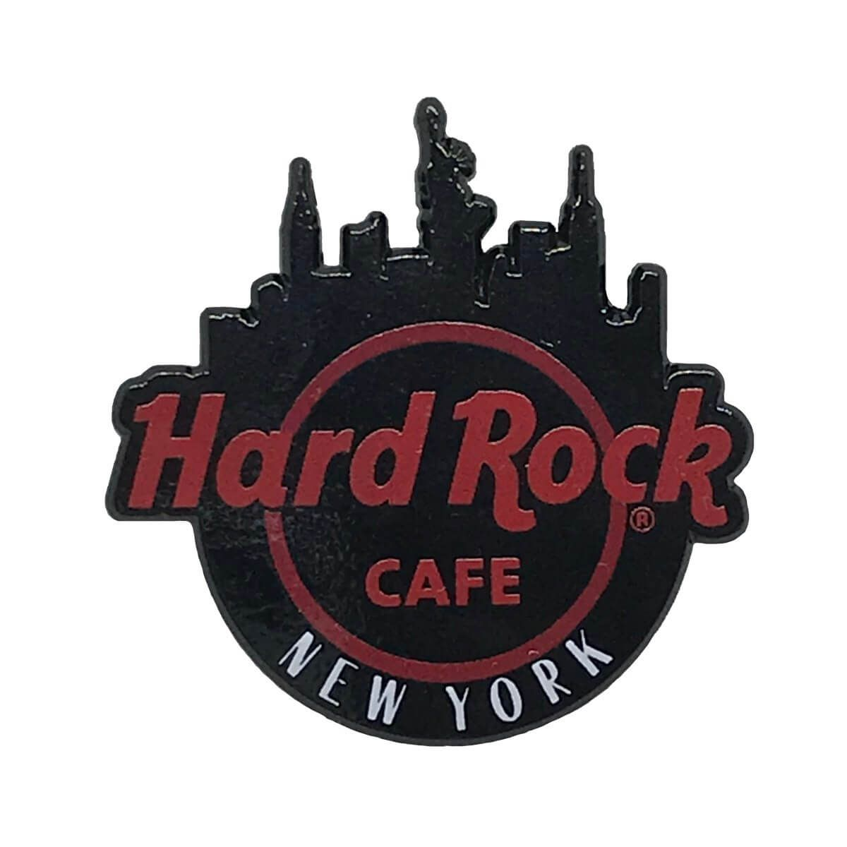 New York Cityscape Logo Series Pin