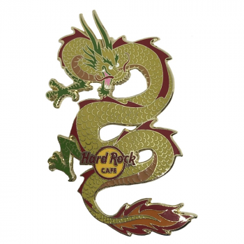 Jumbo Dragon Pin
