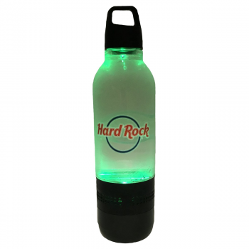 Bluetooth Light Up Speaker Water Bottle