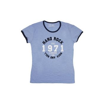 Women's Athletic Ringer Tee