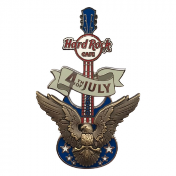2020 4th of July Online Only Pin