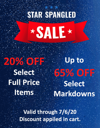 Hard Rock Red White & Blue Sale