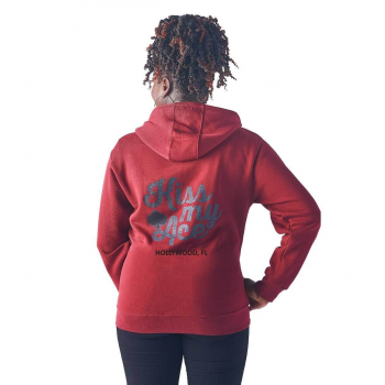 Women's Casino Kiss My Ace Hoodie