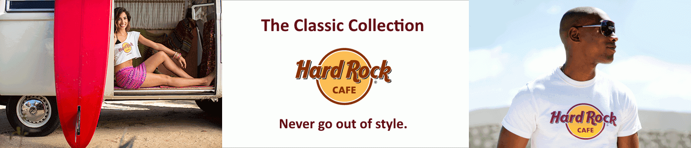 Hard Rock Classic Collection