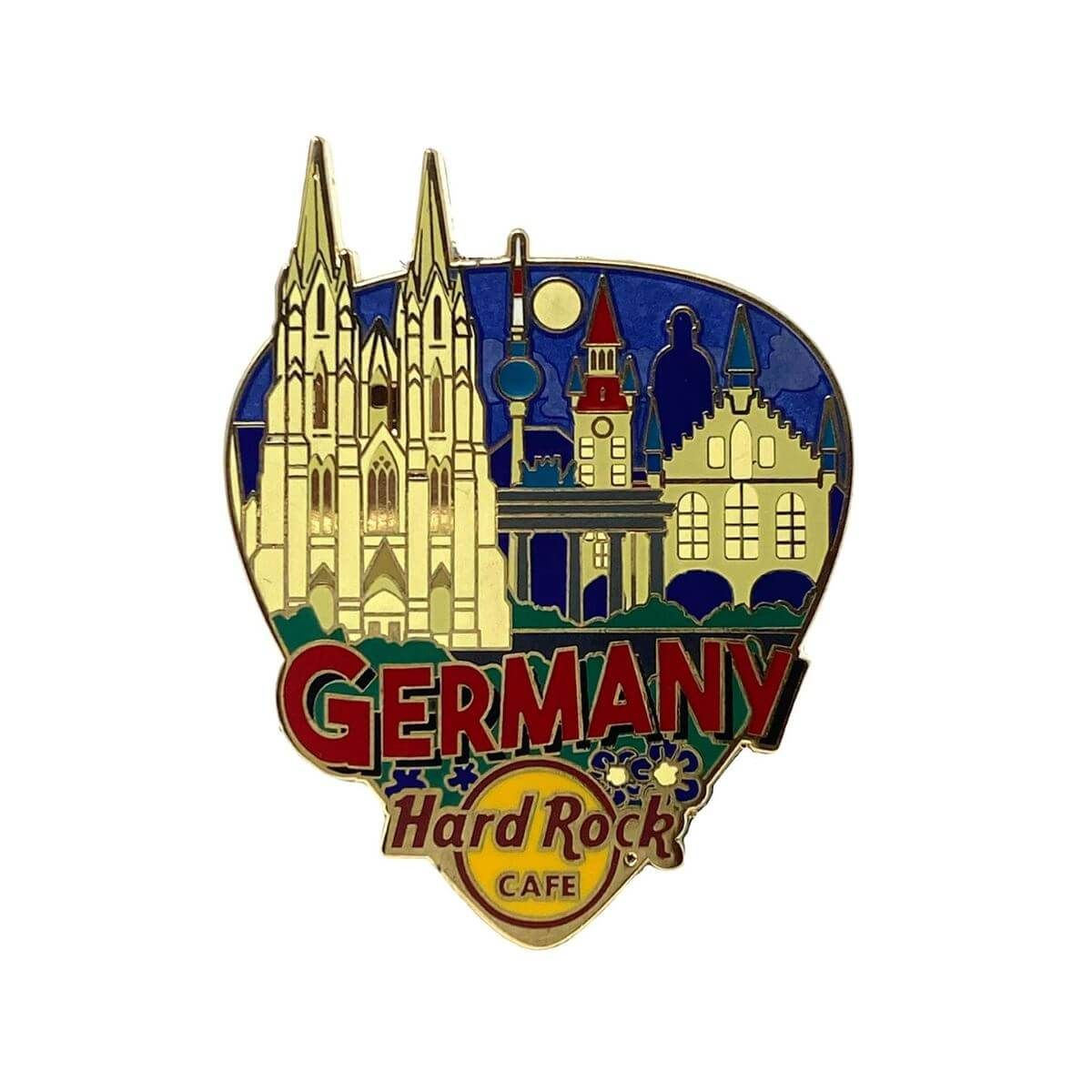 Country Greetings From Pin Germany