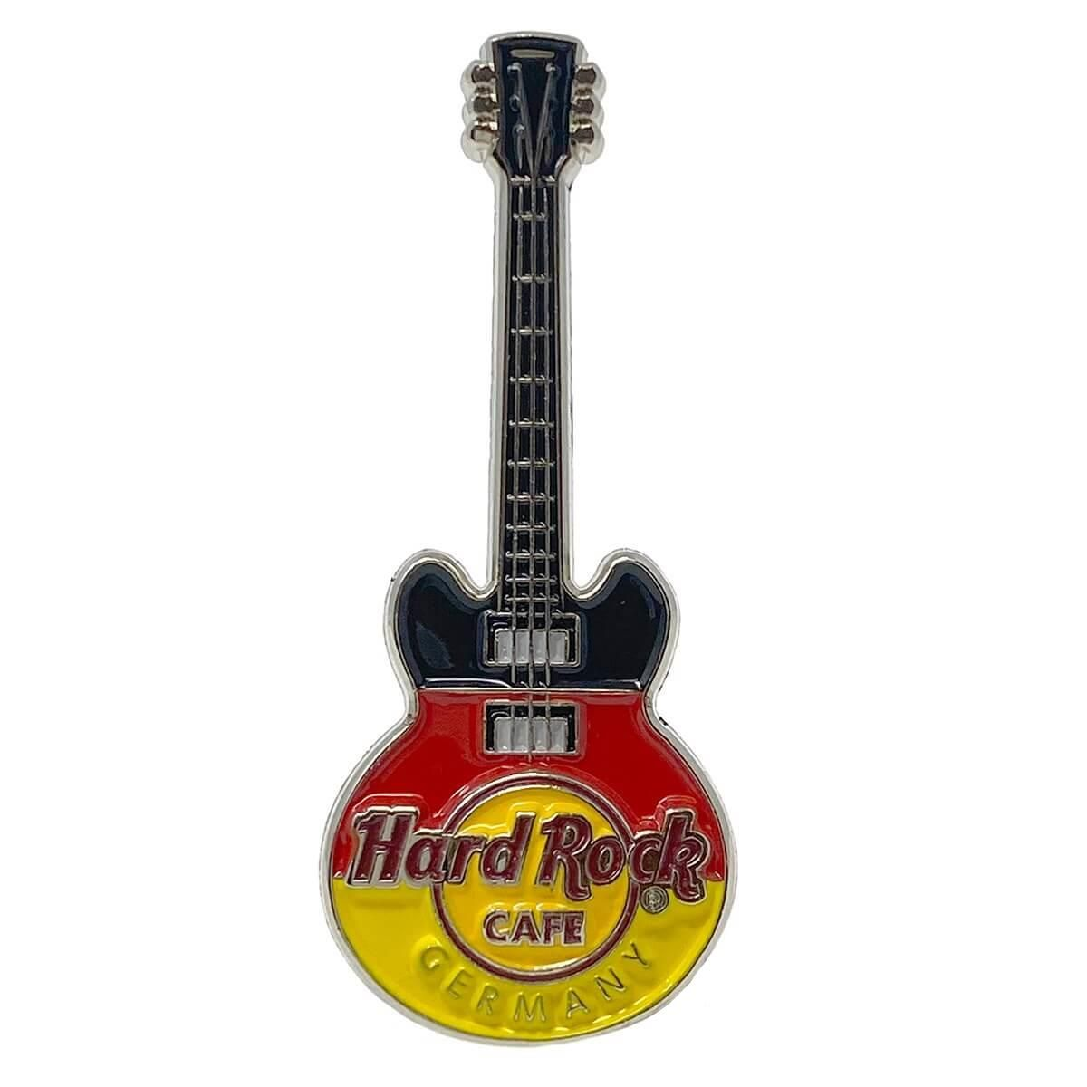 3D Country Flag Guitar Pin Germany