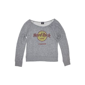 Women's Classic French Terry Crew Pullover