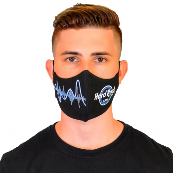 Sound Wave Face Mask
