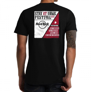 Unisex Stay at Home Festival Tee