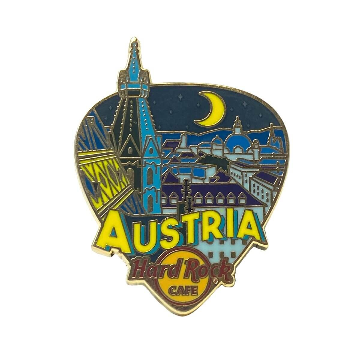 Country Greetings From Pin Austria