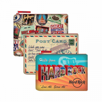 Travel Inspired 3-Pack Zippered Pouches