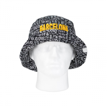 Destination Print Bucket Hat