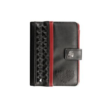 Studded Passport Holder