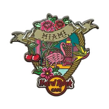 Tattoo City Pin Miami