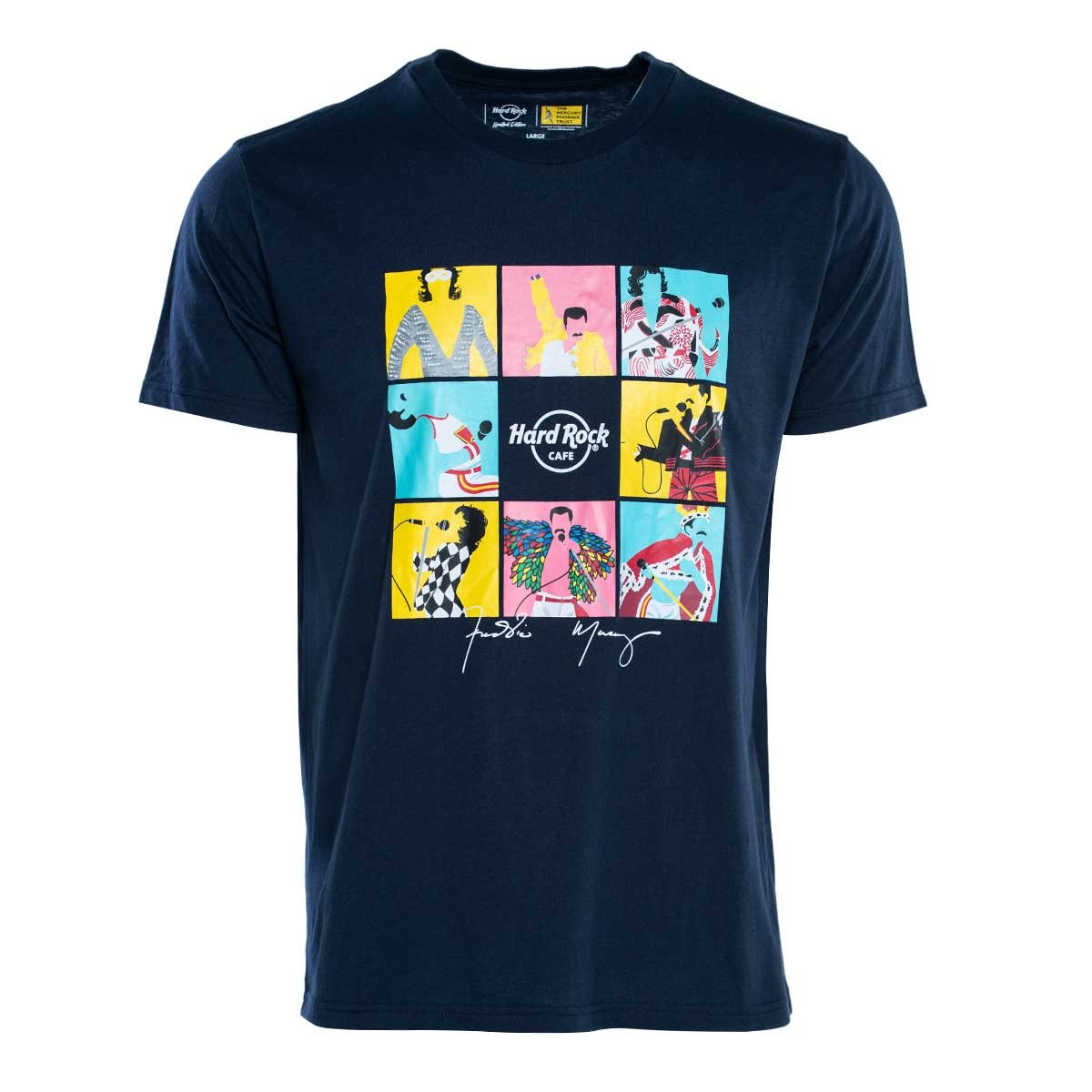 style3 Rock You T-Shirt Homme Freddie Live Festival You