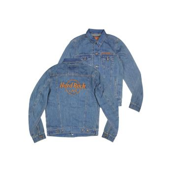 Men's Anti Established Denim Jacket