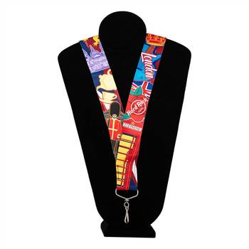 London City Pin Lanyard
