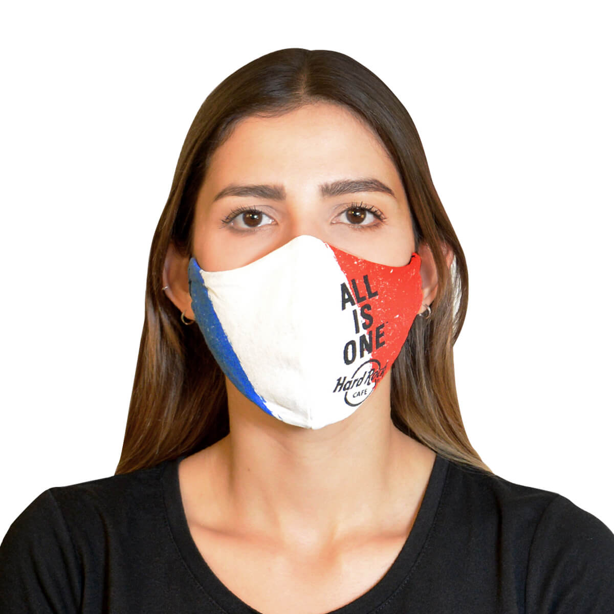 Country Flag Face Mask France