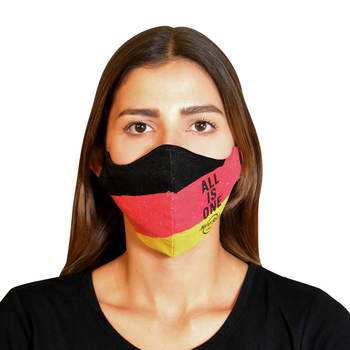 Country Flag Face Mask Germany