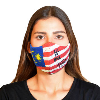 Country Flag Face Mask Malaysia