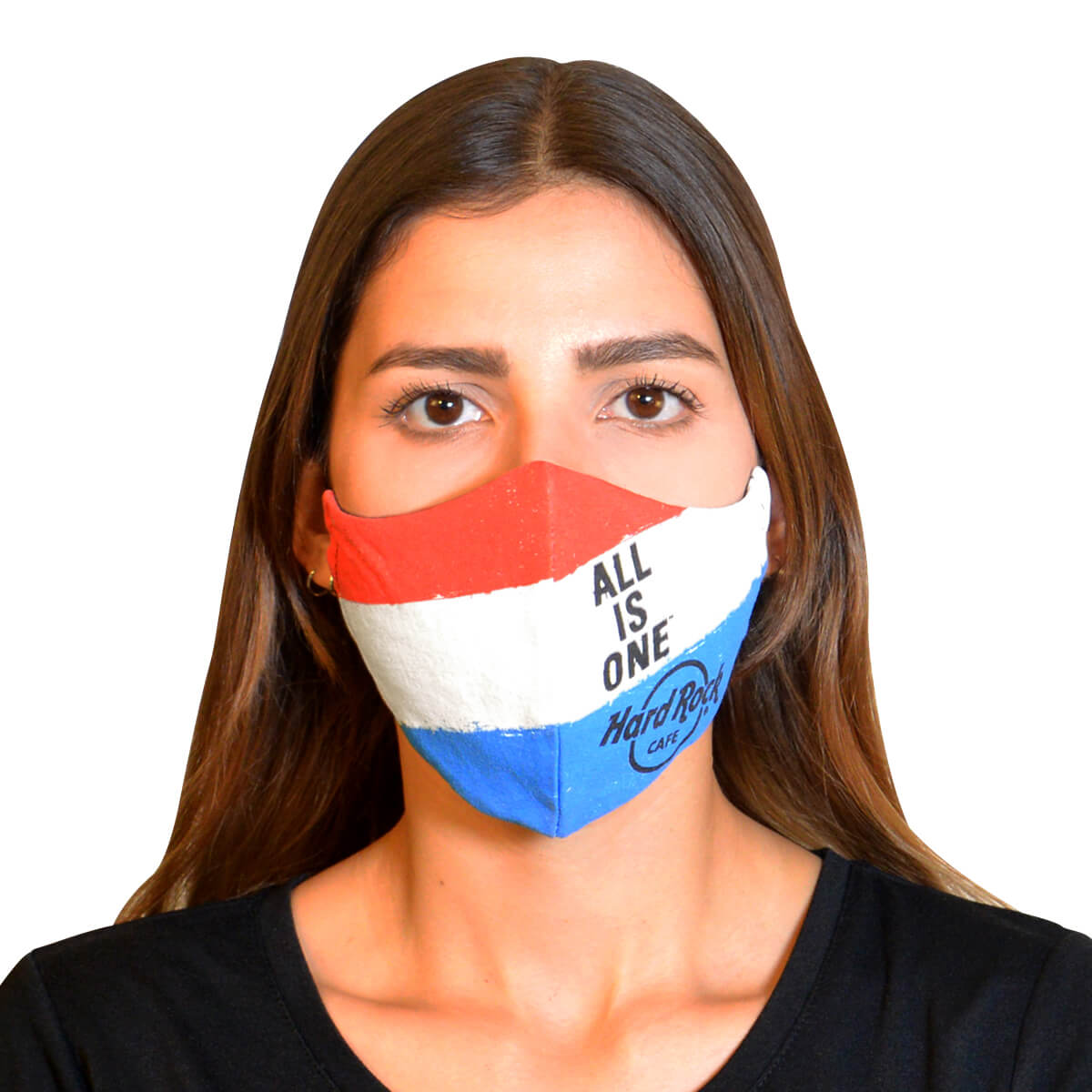 Country Flag Face Mask Netherlands
