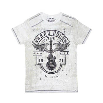 Men's Winged Guitar Acid Tee