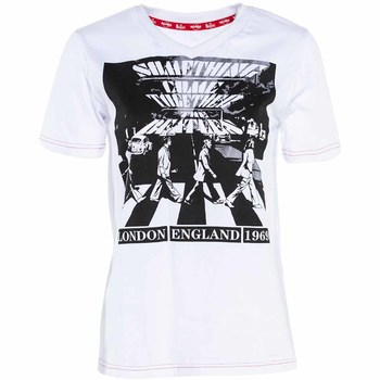 Women's The Beatles Something Came Together Tee