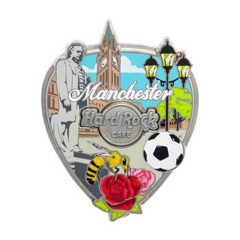 3D Scenic Collage Pick Pin