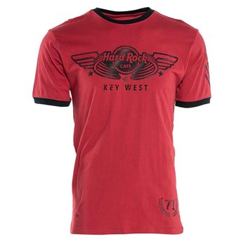 Men's Winged Military Ringer Tee