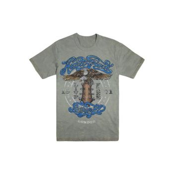 Men's Eagle Headstock Tee