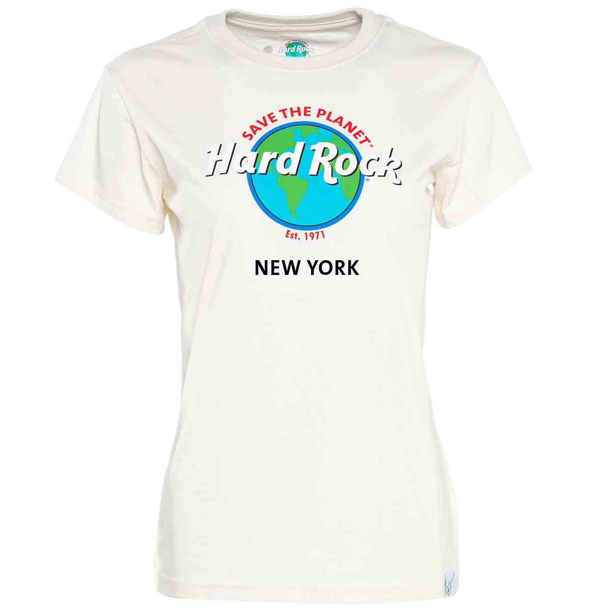Women's Save the Planet Tee WWF