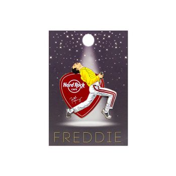 2018 Freddie For A Day Pin