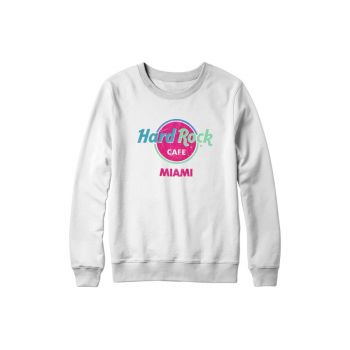 Miami Throwback Logo Sweatshirt