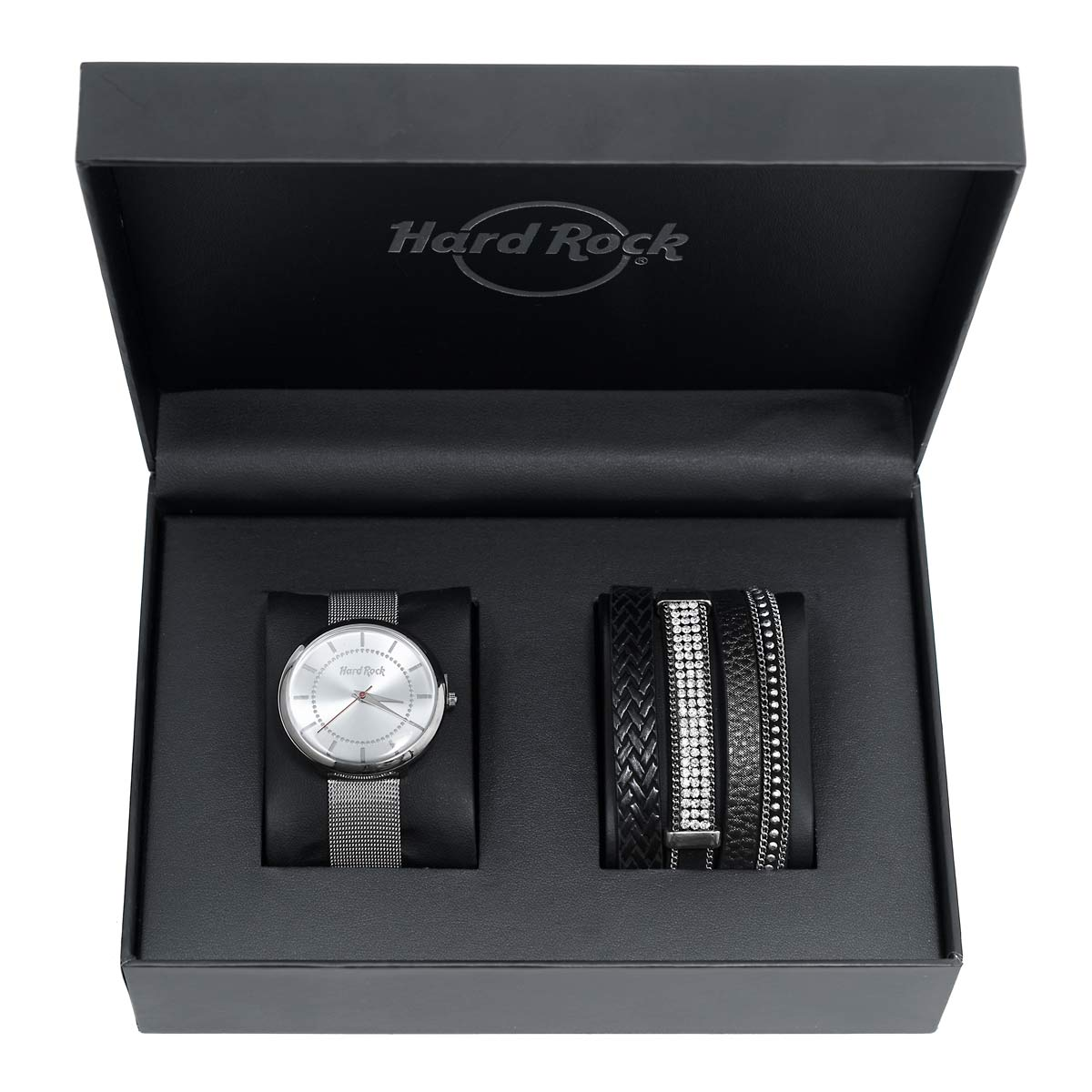 Women's Watch and Bracelet Boxed Set