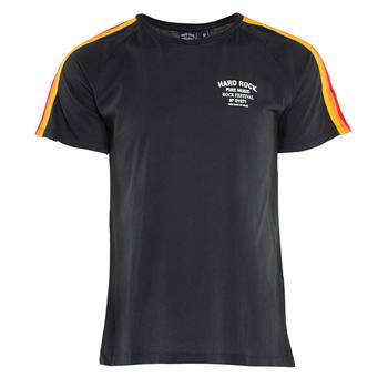 Men's Shoulder Stripe Festival Tee