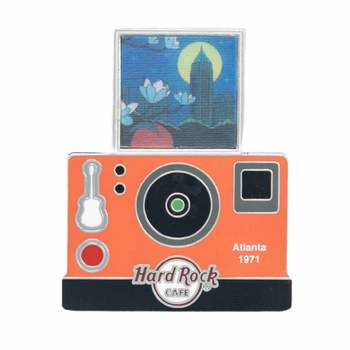 Lenticular Camera Global Pin Series