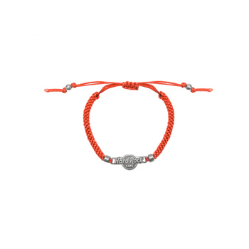 Red Braided Friendship Bracelet